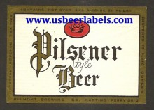Pilsener Beer Beer Label
