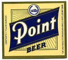 Point Beer Label