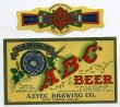 ABC Beer Label
