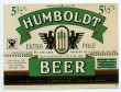 Humboldt Extra Pale Beer Label