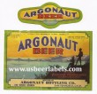 Argonaut Beer Beer Label