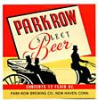 Park Row Select Beer Label
