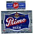 Primo Beer Label
