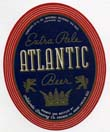 Atlantic Extra Pale Beer Label