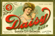 Daisy Beer Label