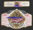 Tosetti Tonic Beer Label