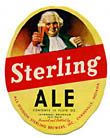 Sterling Ale Beer Label