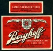 Berghoff Dortmunder Dark Beer Label