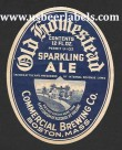 Old Homestead Sparkling Ale Beer Label