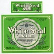 White Seal Ale Beer Label