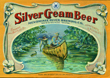 Silver Cream Beer Label