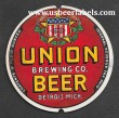 Union Beer Beer Label