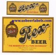 Rex Beer Beer Label