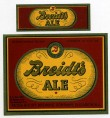 Breidts Ale Beer Label