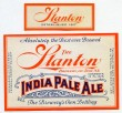 Stanton Indian Pale Ale Beer Label