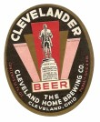 Clevelander Beer Label