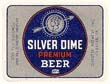 Silver Dime Premium Beer Label