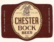 Chester Bock Beer Label