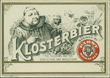 Klosterbier Beer Label