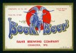 Rahr Bock Beer Label