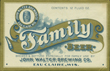 Family Beer Label