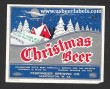 Fesenmeier Christmas Beer Beer Label
